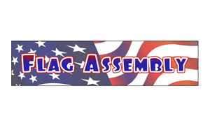Flag Assembly 5/24/2019 - article thumnail image