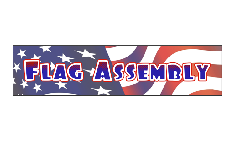 Flag Assembly 5/31/2019 - article thumnail image