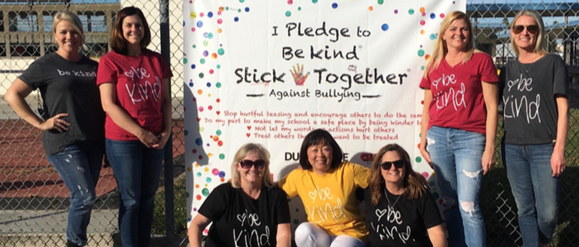 Brookhurst Teacher Pledge to be Kind