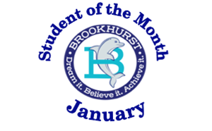 Student of the Month, 1/31/2020 - article thumnail image