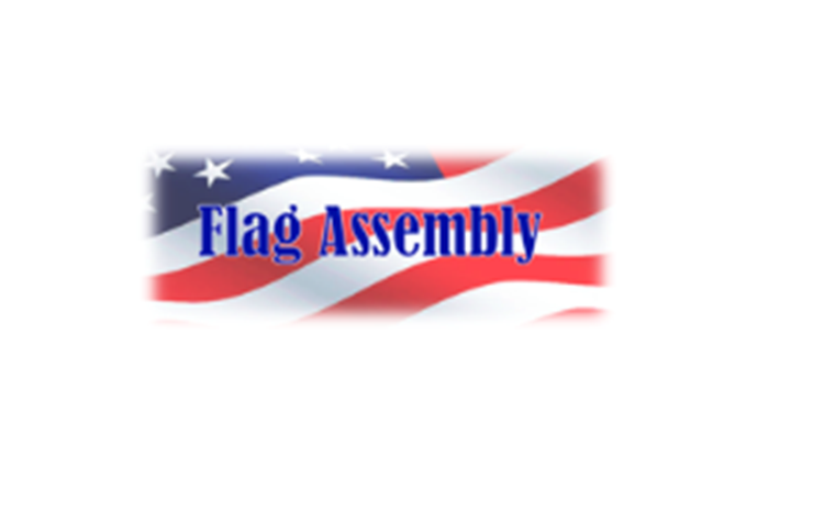 Flag Assembly 2/21/2020 - article thumnail image
